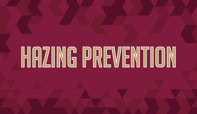 Hazing Prevention